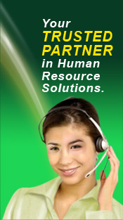 Your trusted partner in human resource solutions